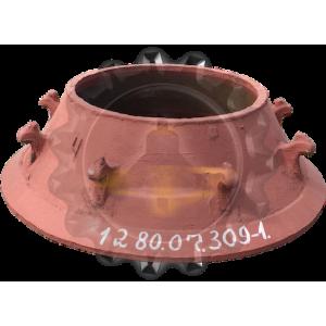 Броня неподвижная 1280.07.309-1 КСД, КМД -1750