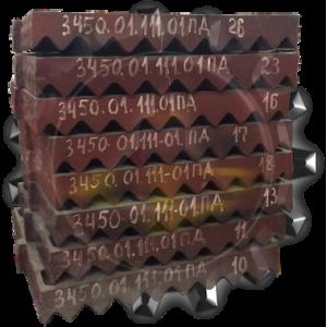 Плита дробящая 3450.01.111.01ПД