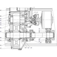 1080.28.10 Вал-шестерня z-11 m-10