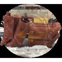 Стенка ковша передняя 1080.52.03СБ