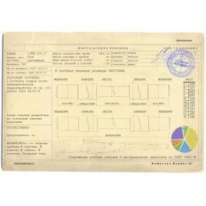 поковка ось натяжная 1080.33.17(ЭКГ-5)